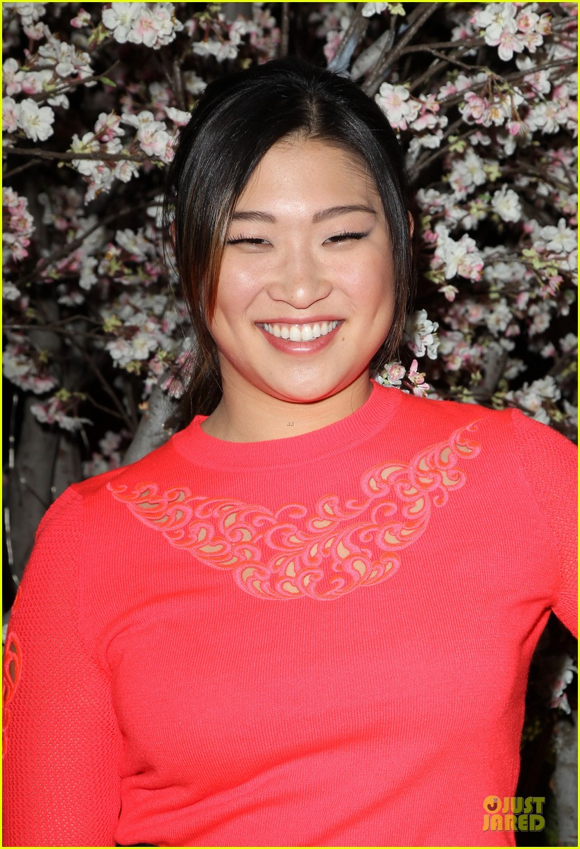 jenna ushkowitz red hot for chinese new year celebration 143047529