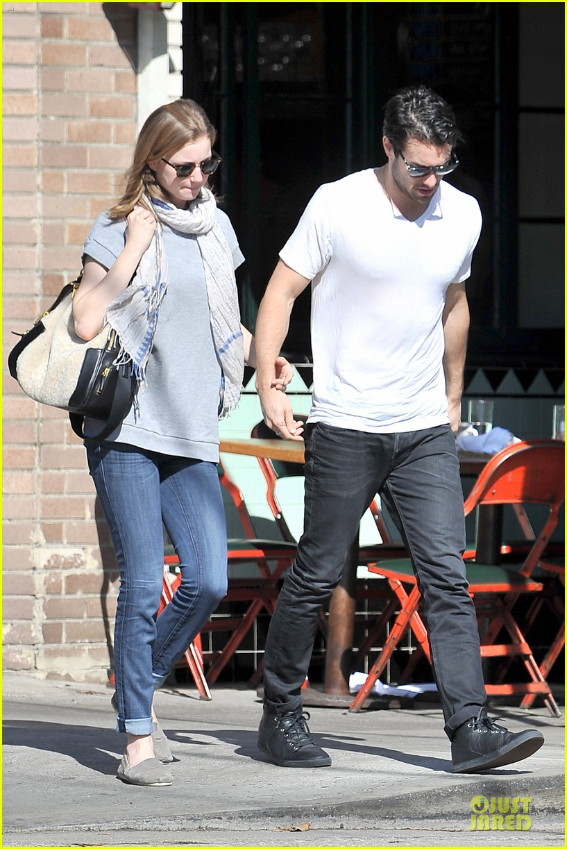 emily vancamp josh bowman hold hands before valentines day 143051540