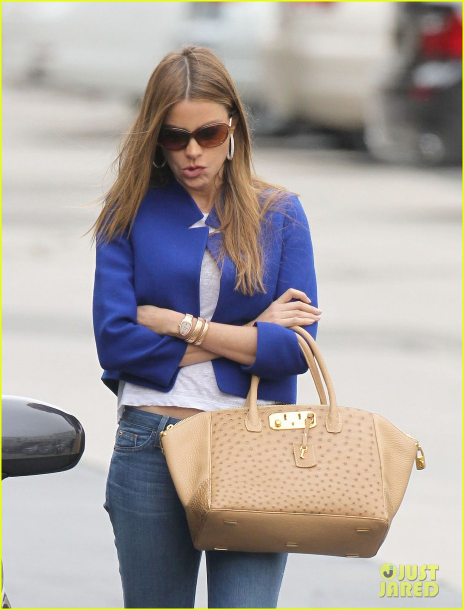 sofia vergara was very impressed with her super hot pic 11