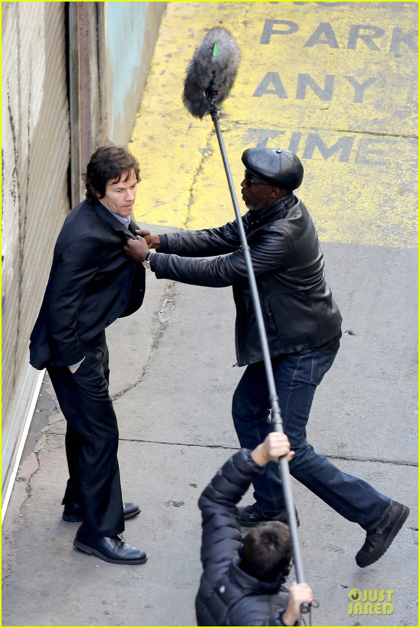 mark wahlberg all ruffled up by michael k williams on the gambler 013047096