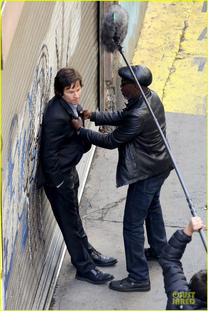 mark wahlberg all ruffled up by michael k williams on the gambler 123047107