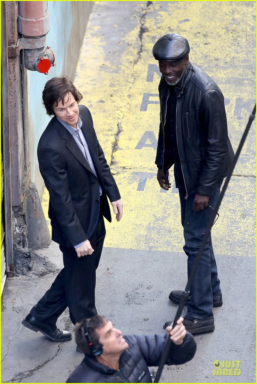 mark wahlberg all ruffled up by michael k williams on the gambler 203047115