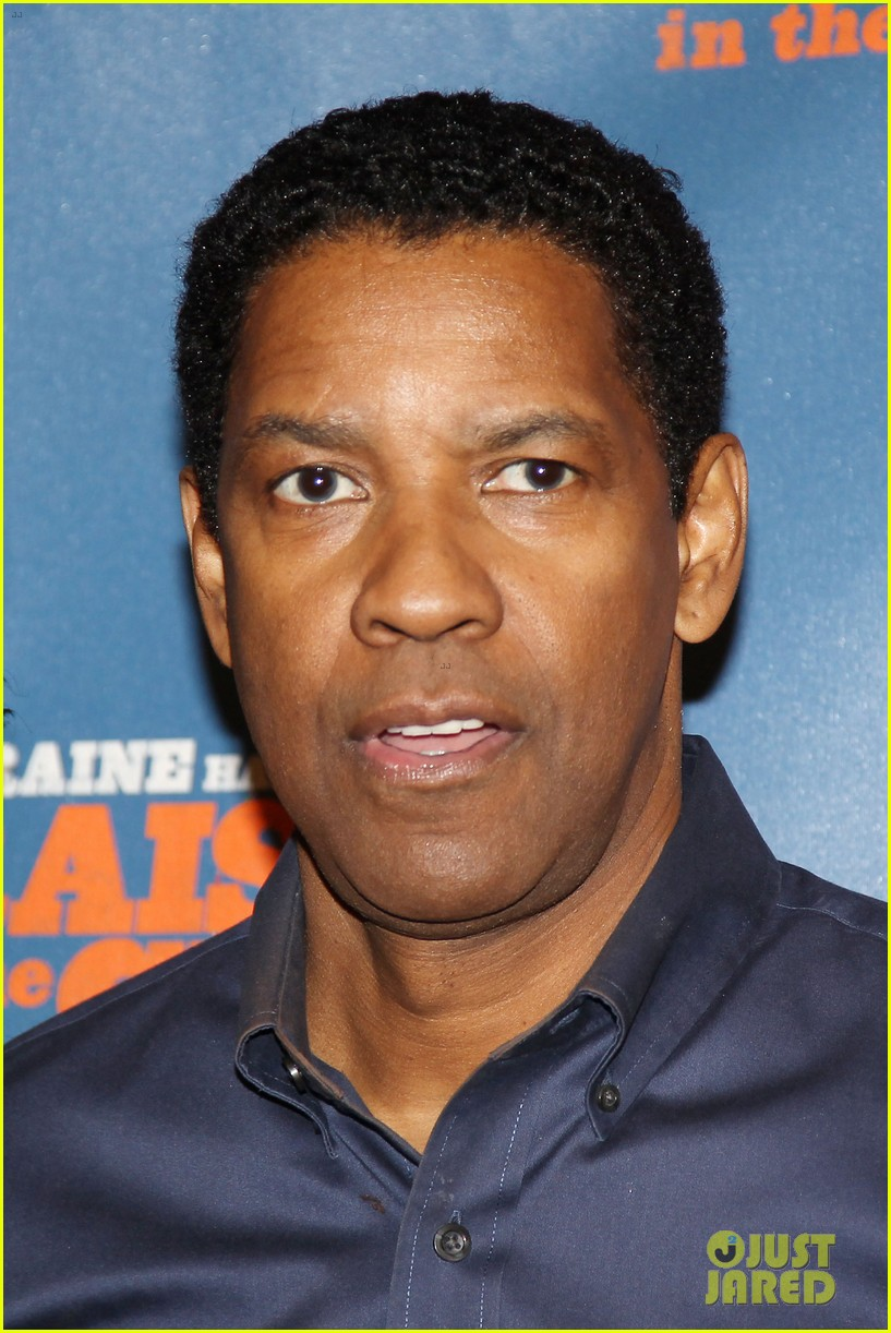 denzel washington raisin in the sun press conference 083056141