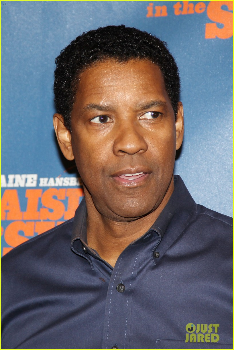 denzel washington raisin in the sun press conference 093056142