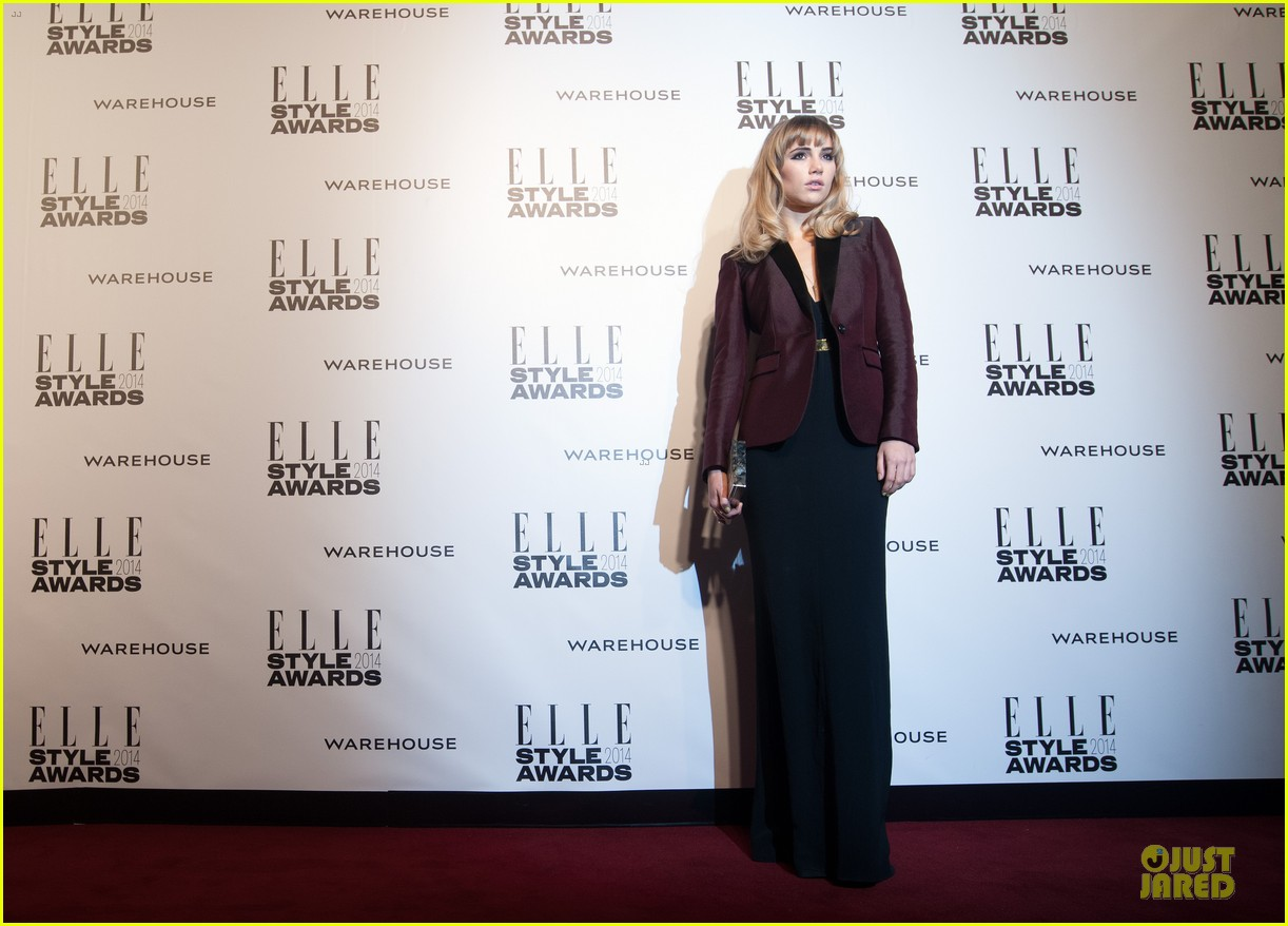 suki waterhouse cara delevingne stunning models at elle style awards 203055830