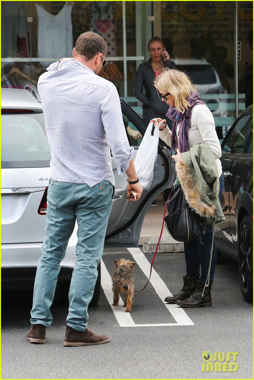 naomi watts liev schrieber hang with their boys 073050503