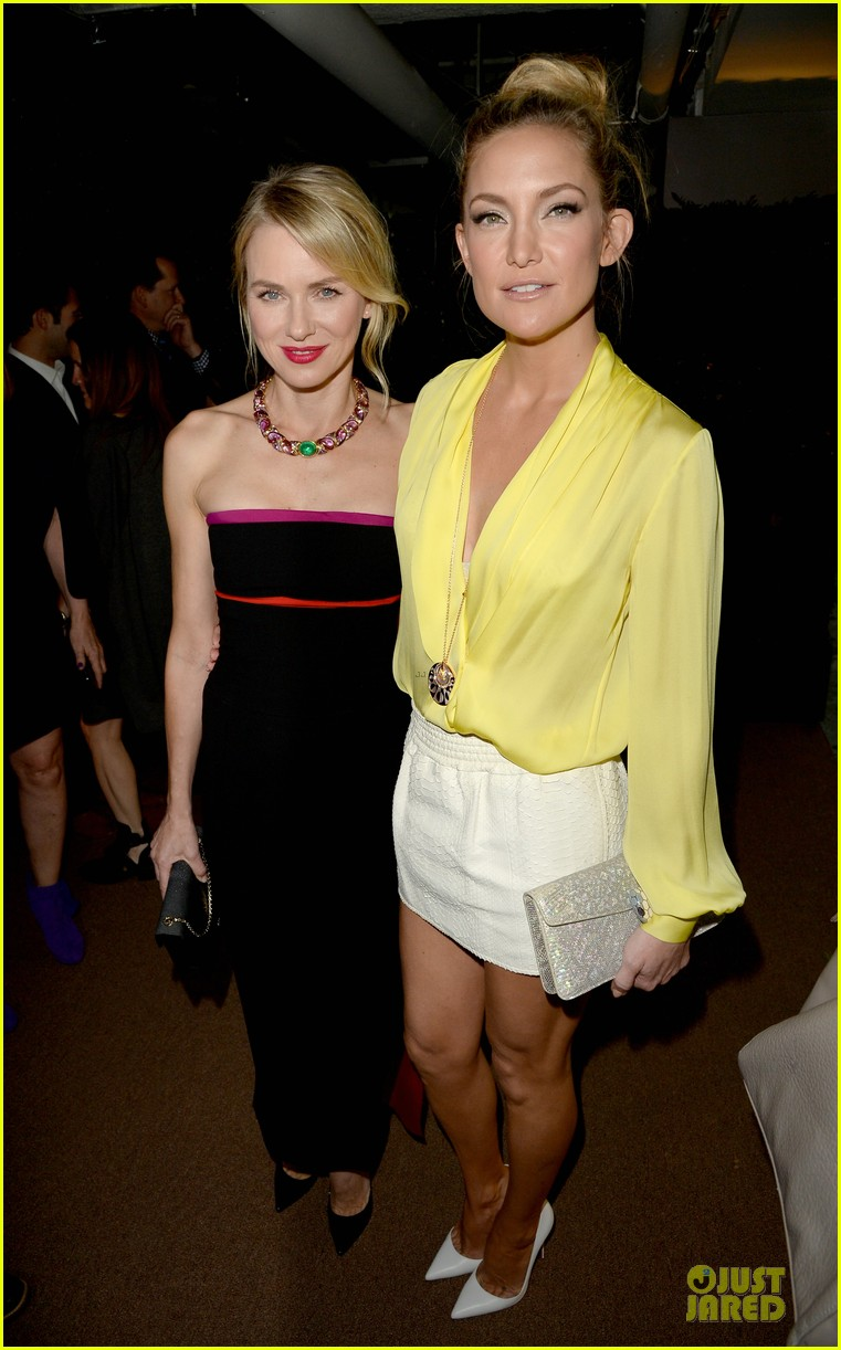 naomi watts kate hudson le divorce reunion at decades of glamour event 073060725