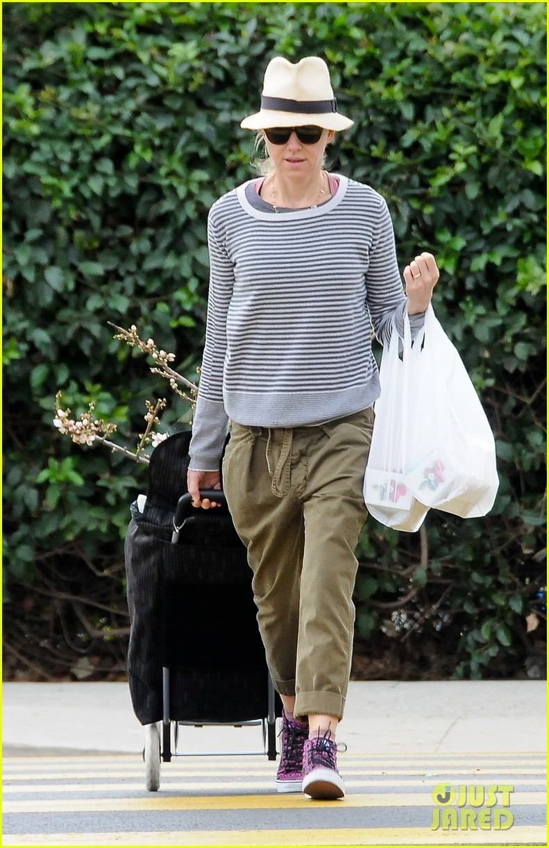 naomi watts liev schreiber separate sunday outings 123046758