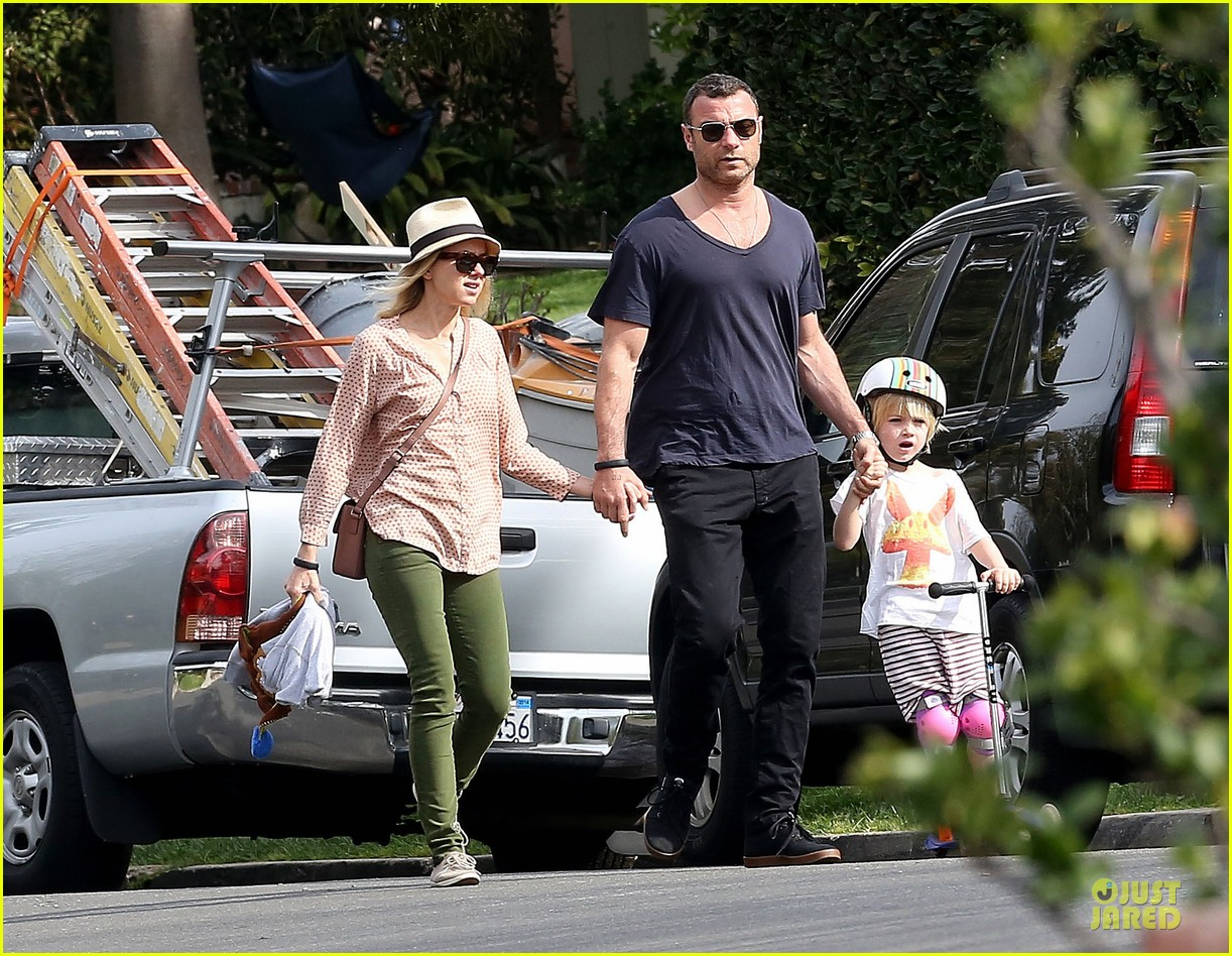 naomi watts liev schreiber hold hands for post valentine day date with the boys 243053984