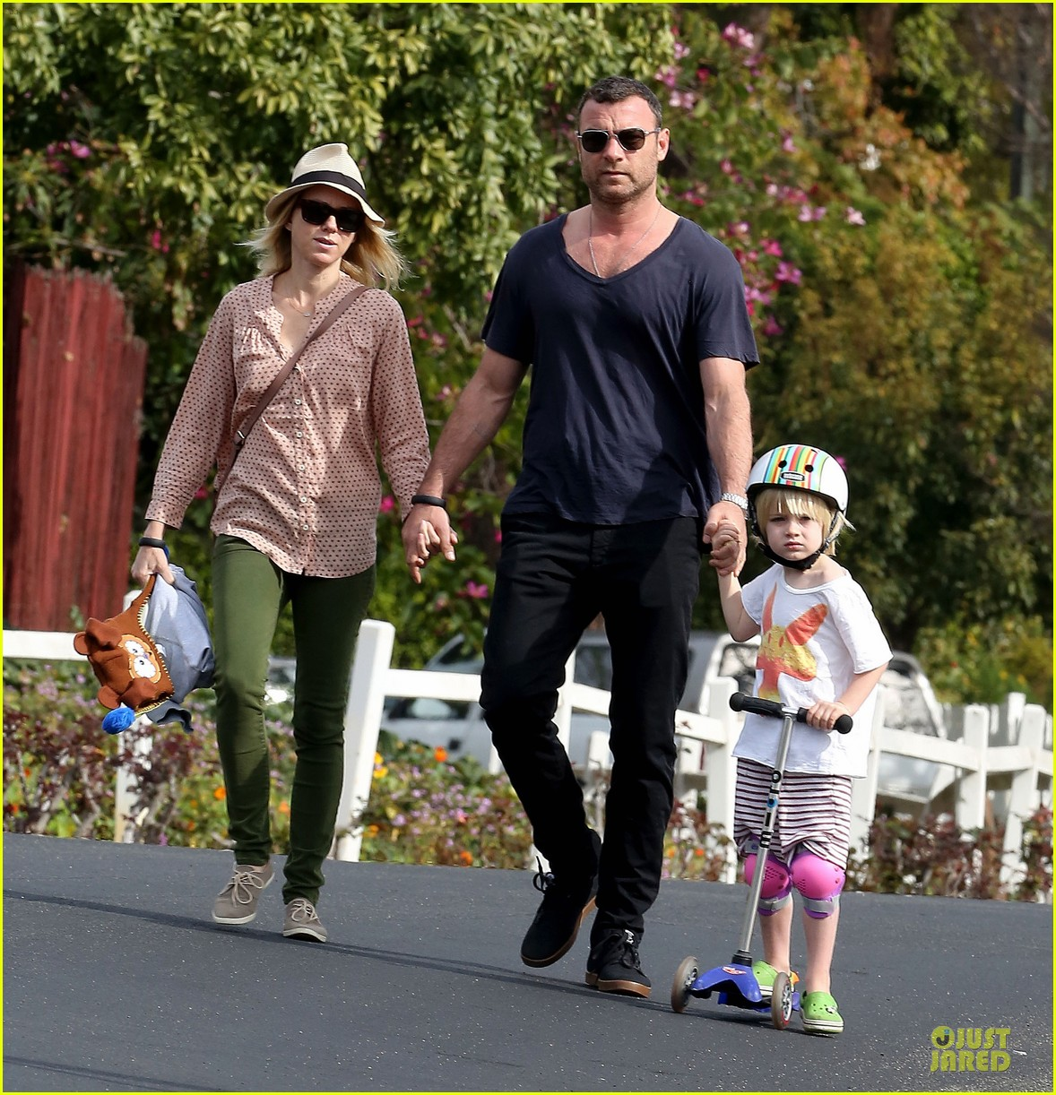 naomi watts liev schreiber hold hands for post valentine day date with the boys 263053986