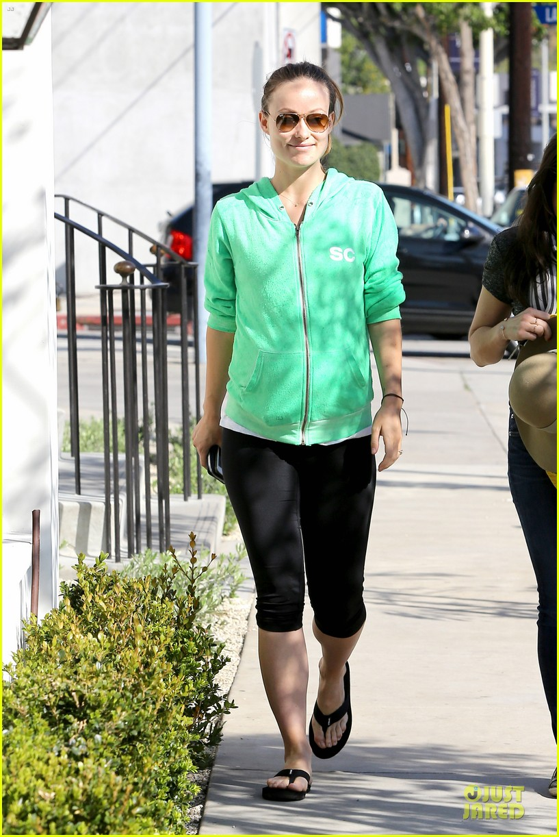 olivia wilde jason sudeikis ends week with separate lunch outings 073058296