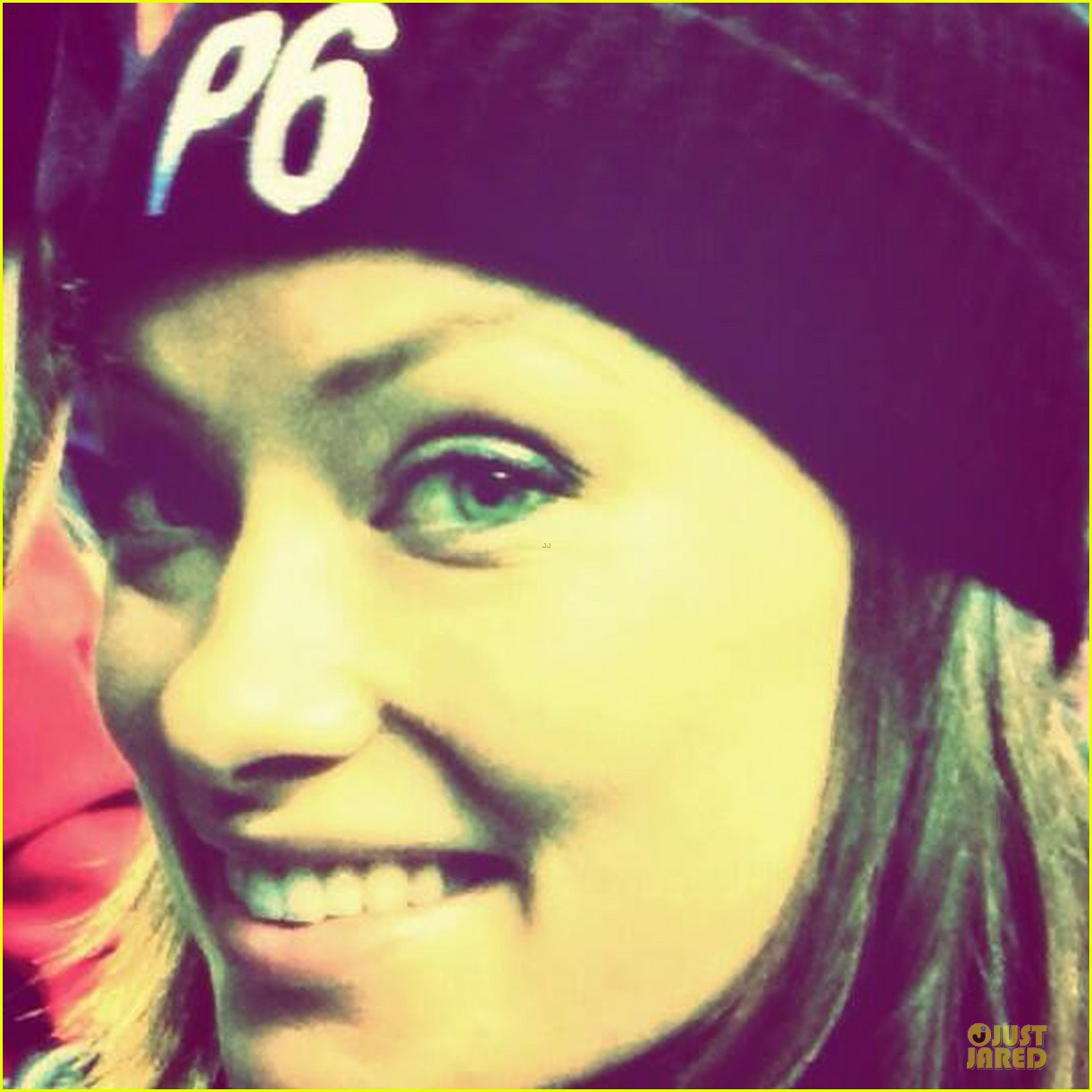olivia wilde rocks p6 hat to protest russia anti gay law 153049437