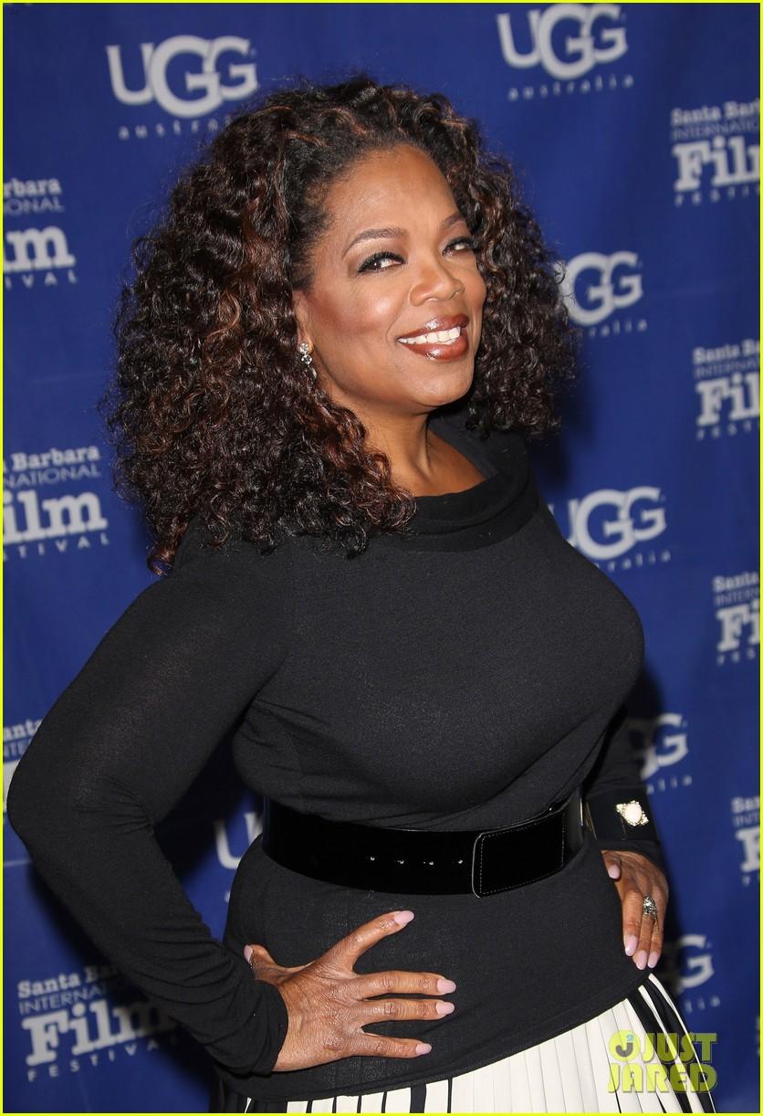 oprah winfrey receives montecito award at sbiff 2014 043048403