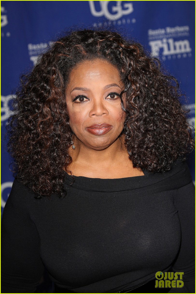 oprah winfrey receives montecito award at sbiff 2014 163048415