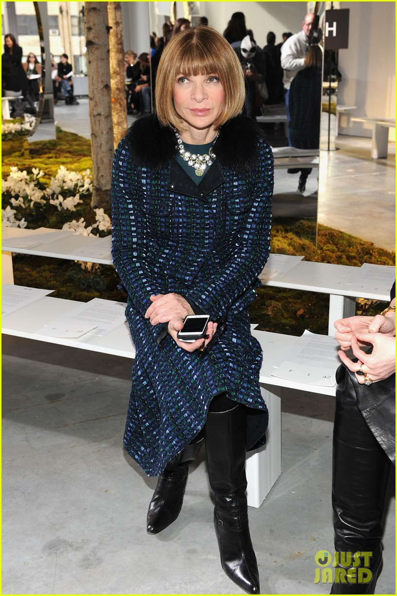 reese witherspoon diane kruger sit front row at boss show 033052311