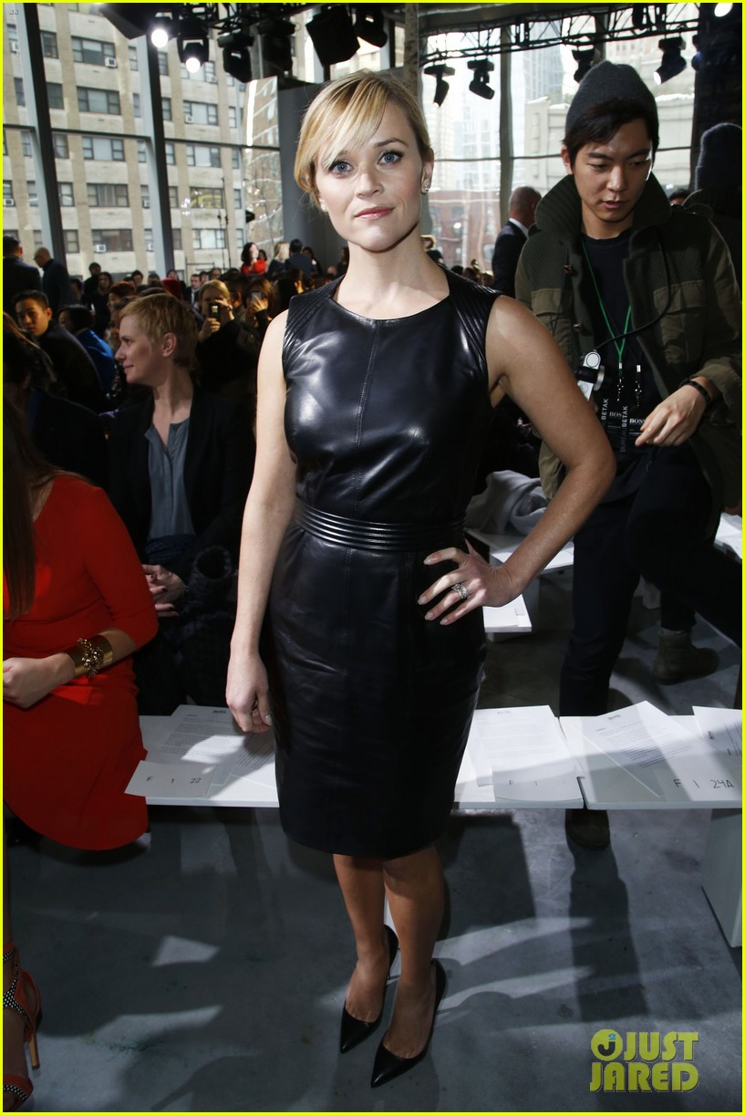 reese witherspoon diane kruger sit front row at boss show 063052314