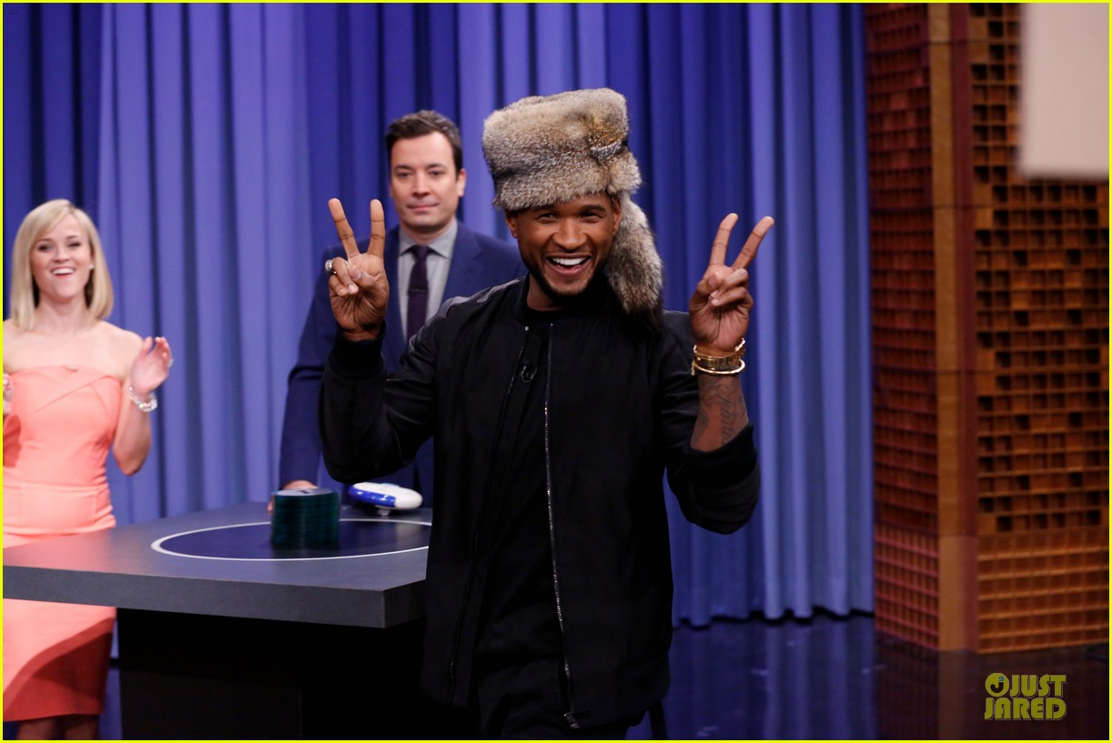 reese witherspoon catch phrase with usher on tonight show 153060050