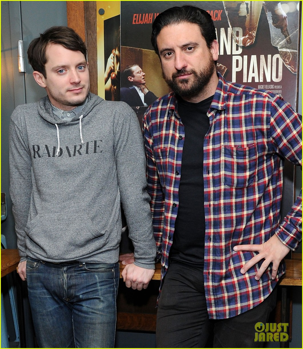 elijah wood grand piano screening with director eugenio mira 103061506