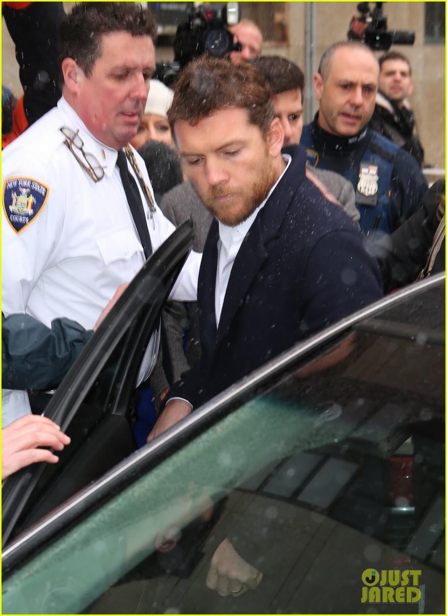 sam worthington leaves court after arrest fuels wedding rumors to lara bingle 013060919