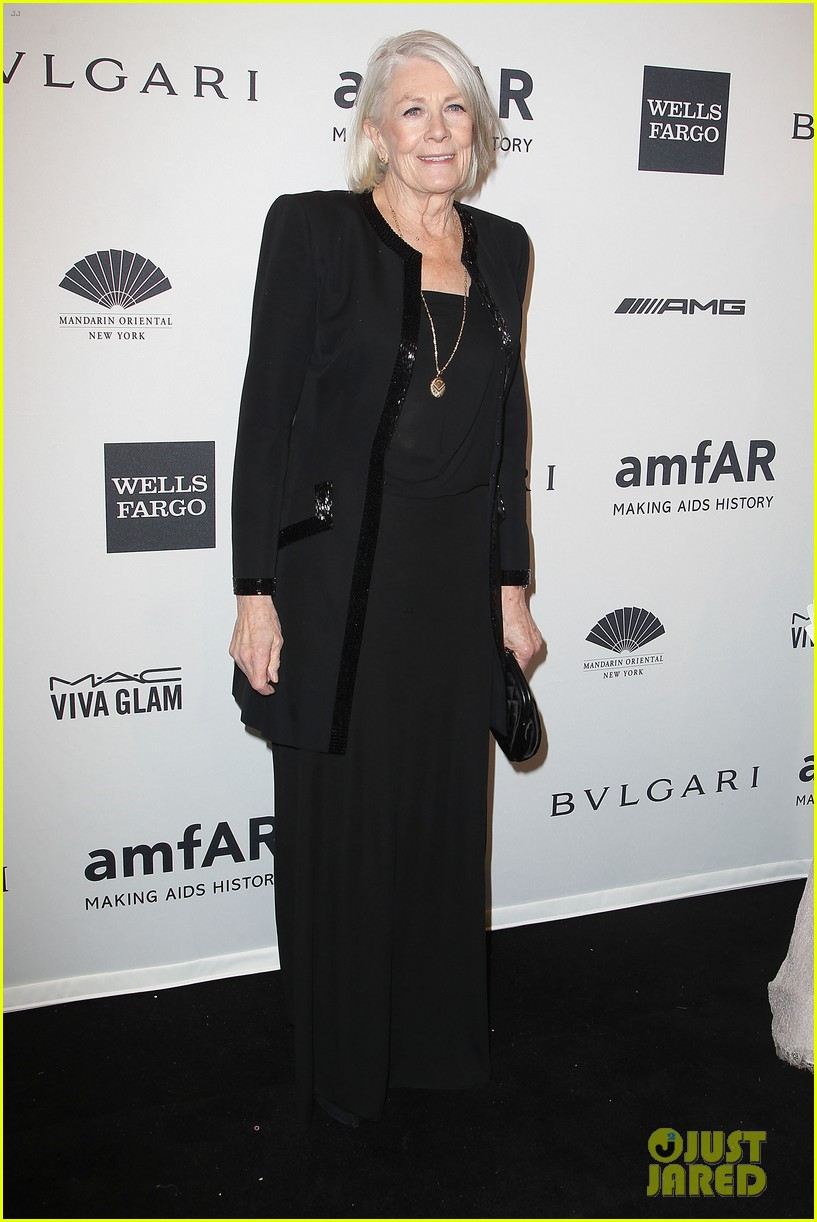 robin wright michelle rodriguez amfar new york gala 09