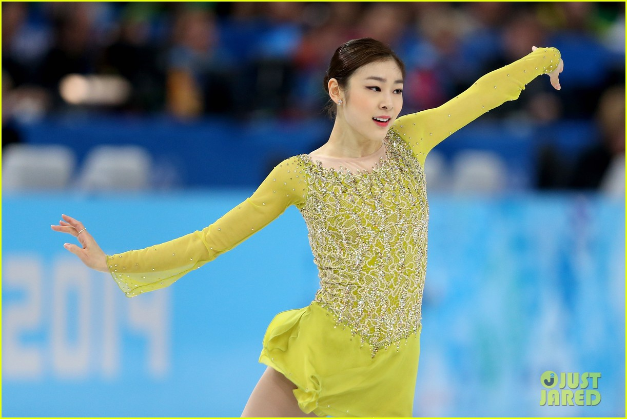 olympic figure skater yuna kim did you know shes also a singer 073057153