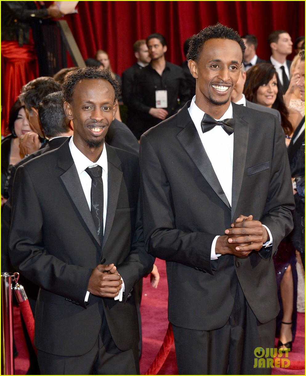 barkhad abdi is the captain now at oscars 2014 red carpet 013063931