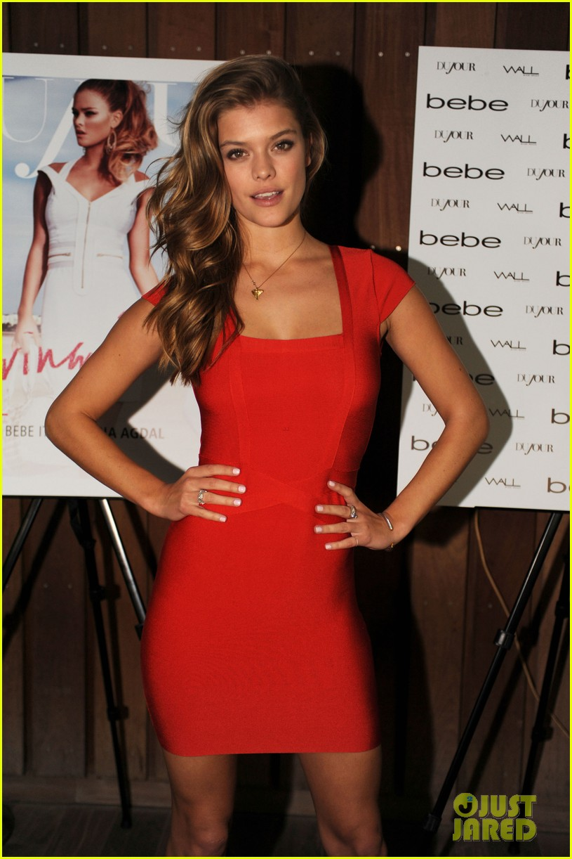 nina agdal launches bebes spring campaign celebrates being the ultimate it girl 073071921
