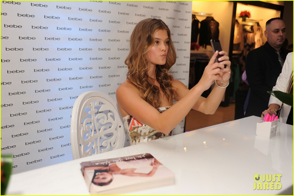 nina agdal launches bebes spring campaign celebrates being the ultimate it girl 083071922