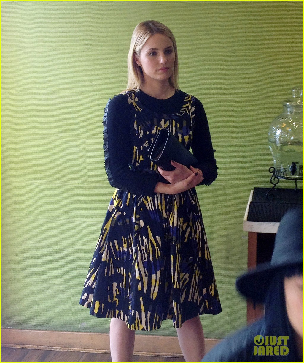 dianna agron glees 100th episode airs in two weeks 023066083