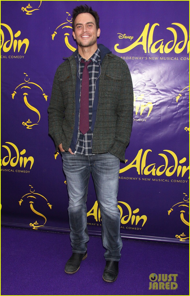 broadway aladdin opening night 143075895