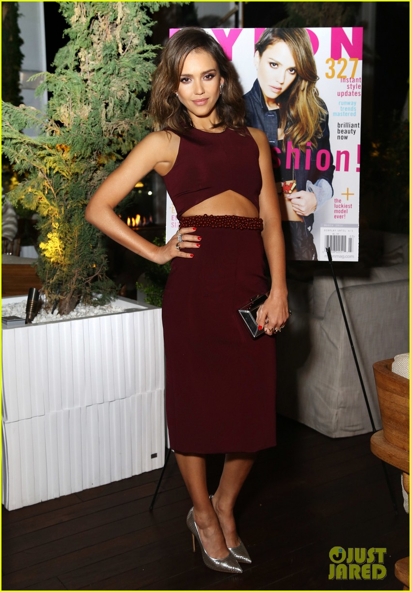 jessica alba celebrates nylon cover with hubby cash warren 153069709
