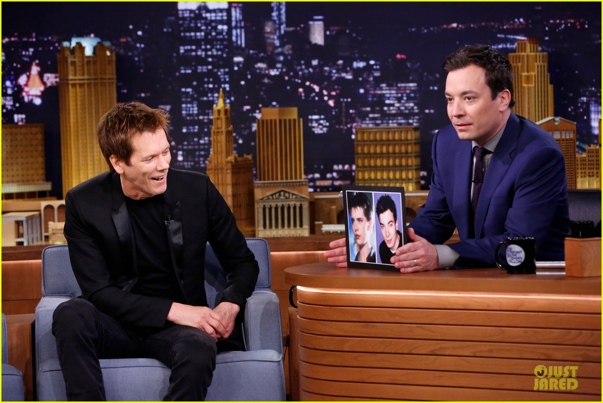 kevin bacon footlose on tonight show 09