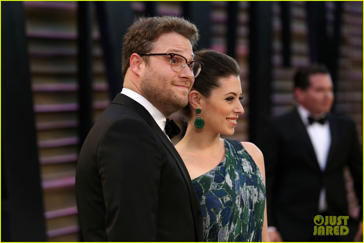 jason bateman seth rogen vanity fair oscars party 2014 093064962