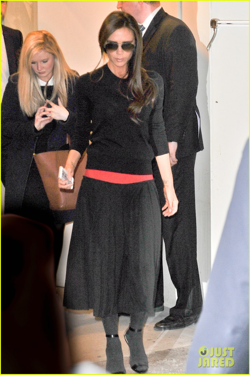 victoria beckham opens first shop in shop at printemps 053063182