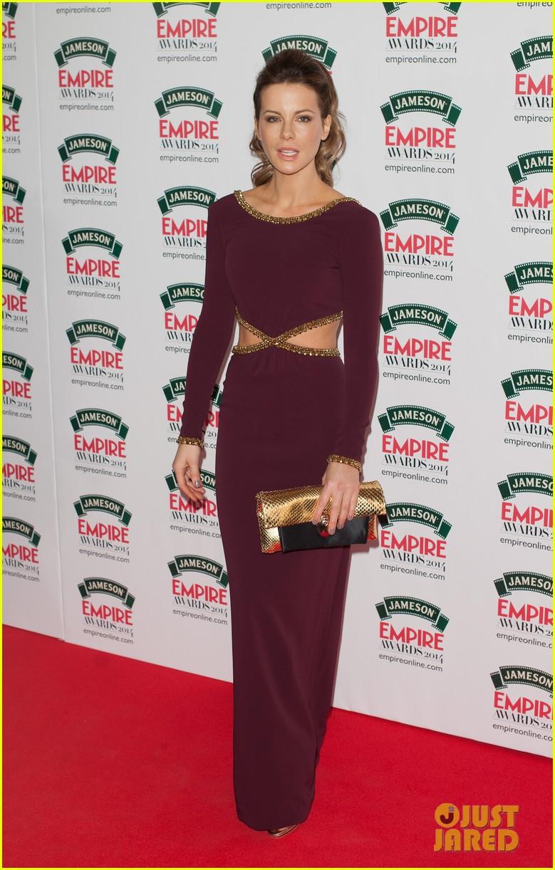 kate beckinsales cutout dress jameson empire awards 2014 083081809