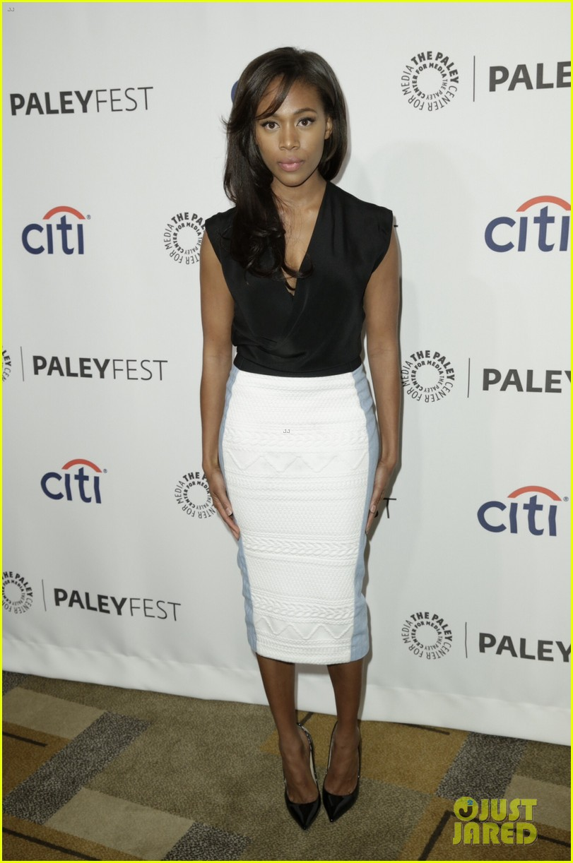 nicole beharie tom mison sleepy hollow paleyfest 013075162