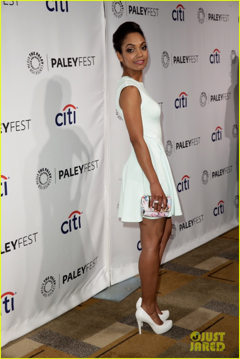 nicole beharie tom mison sleepy hollow paleyfest 063075167