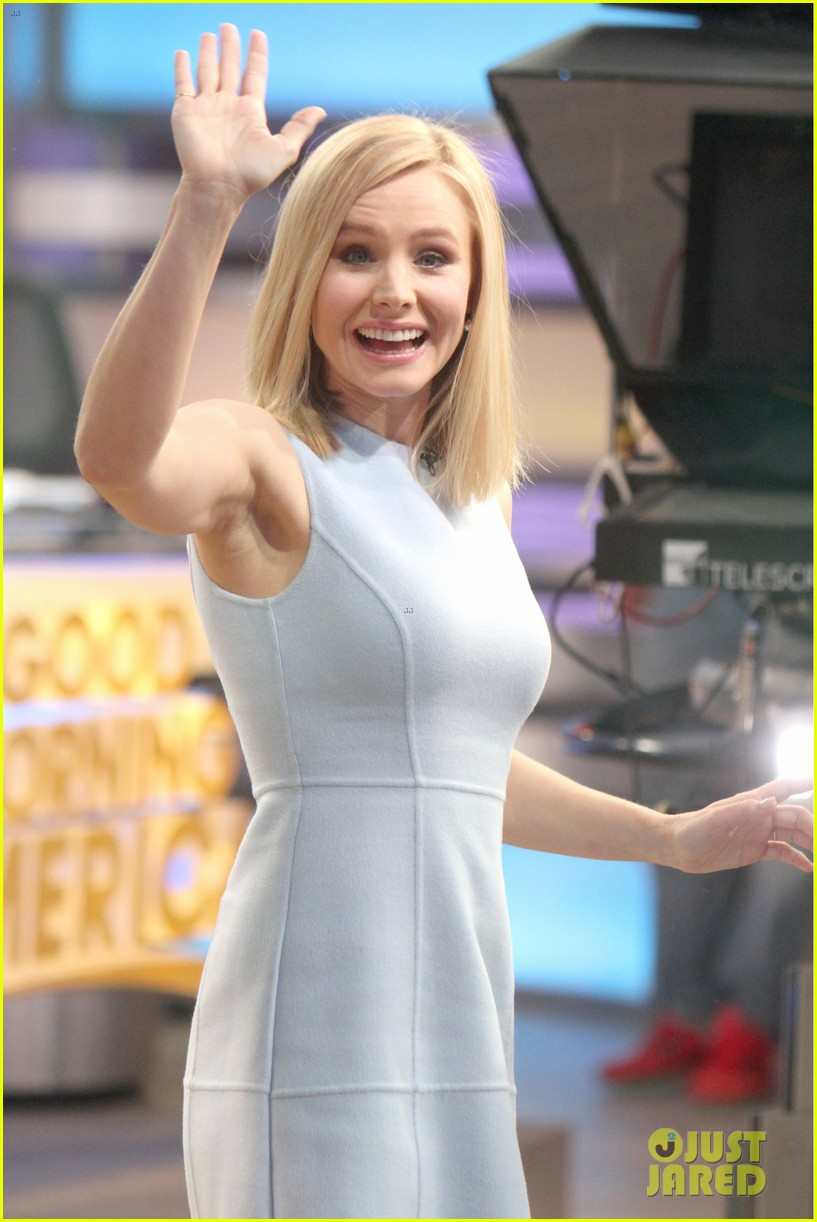 kristen bell good morning america 053069390