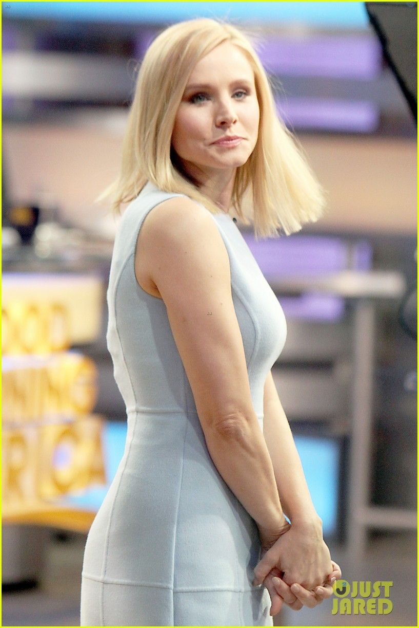 kristen bell good morning america 083069393