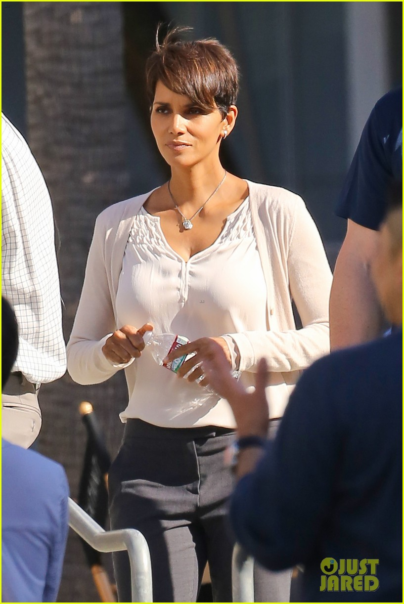 halle berry gets to work on extant 043073741