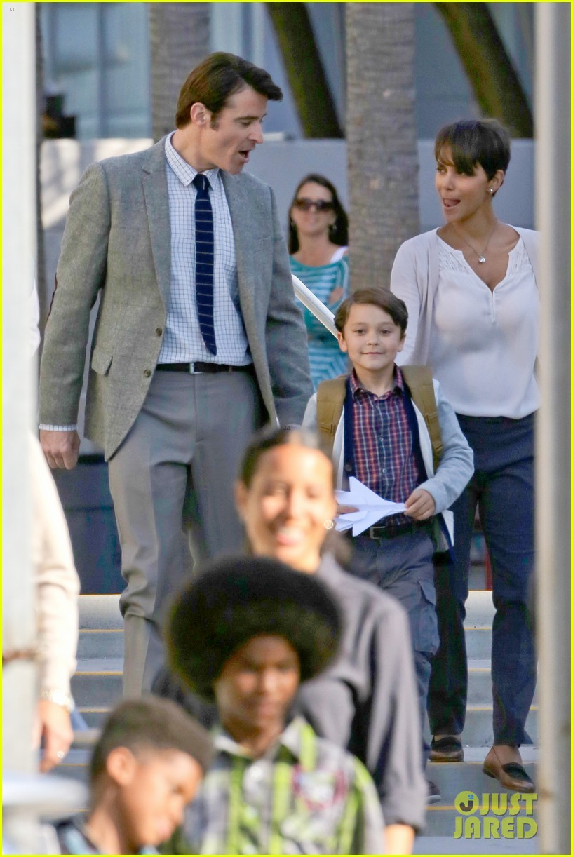halle berry gets to work on extant 053073742
