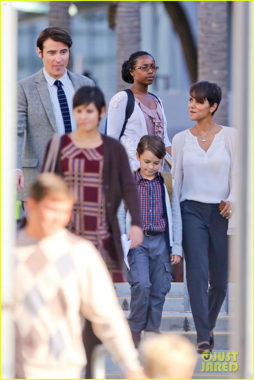 halle berry gets to work on extant 183073755