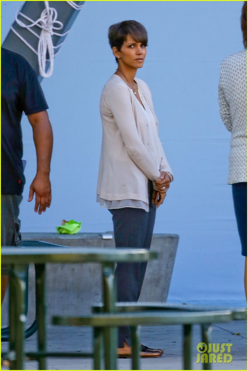 halle berry gets to work on extant 213073758