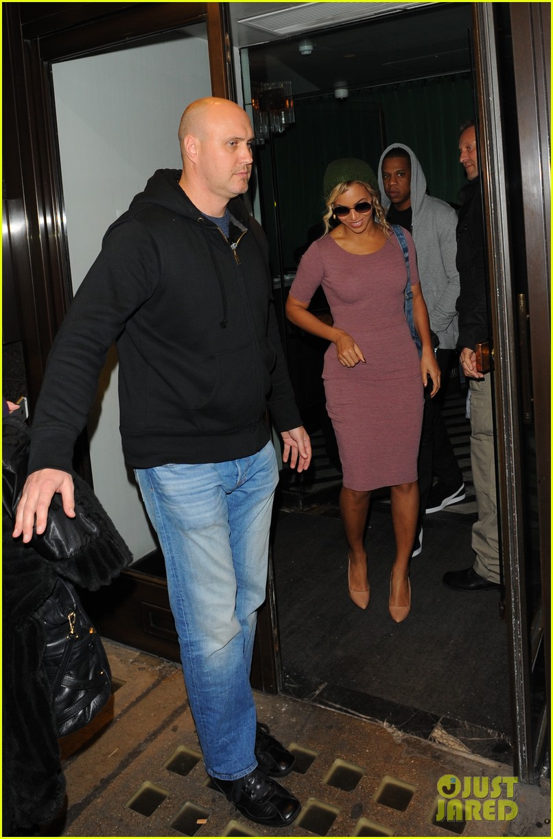 beyonce jay z date night in london before ireland shows 033067983