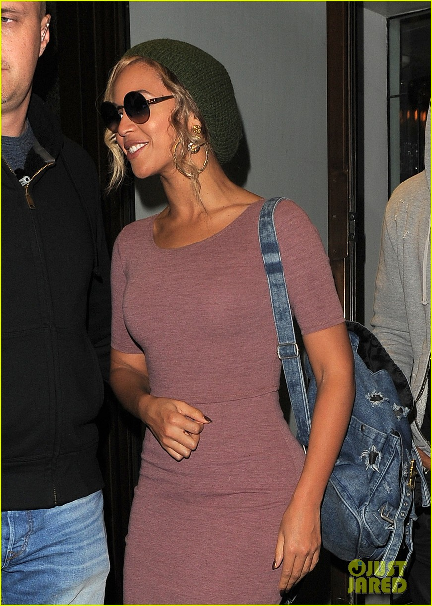 beyonce jay z date night in london before ireland shows 04