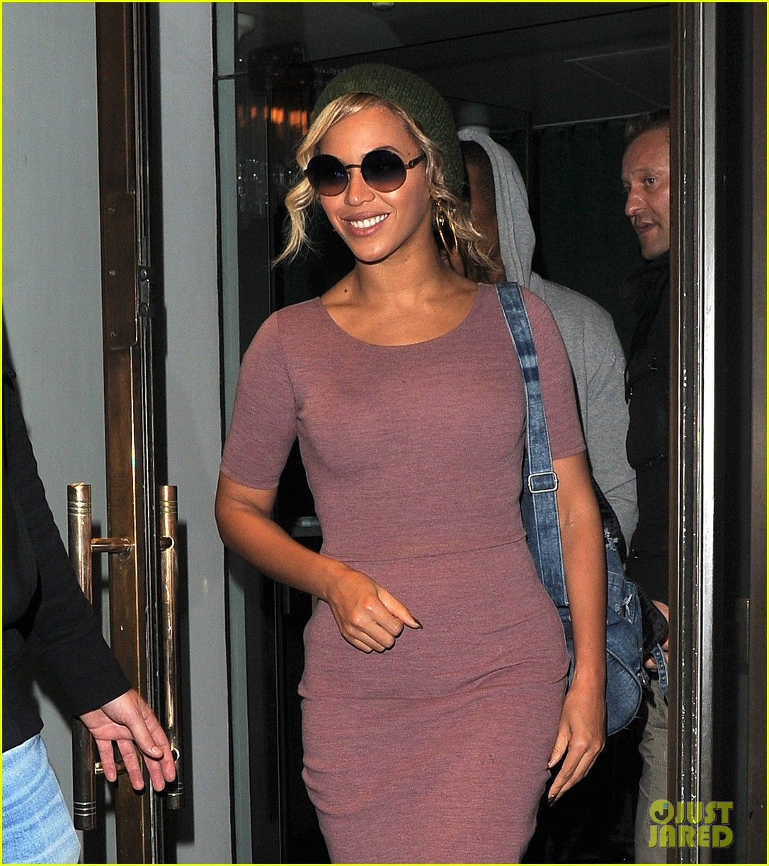 beyonce jay z date night in london before ireland shows 073067987
