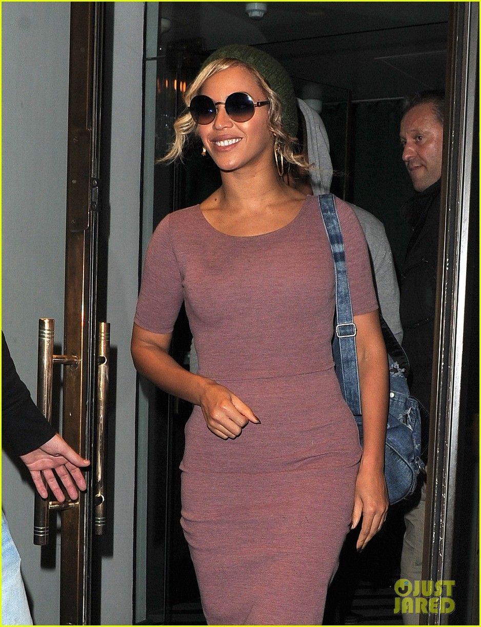 beyonce jay z date night in london before ireland shows 093067989