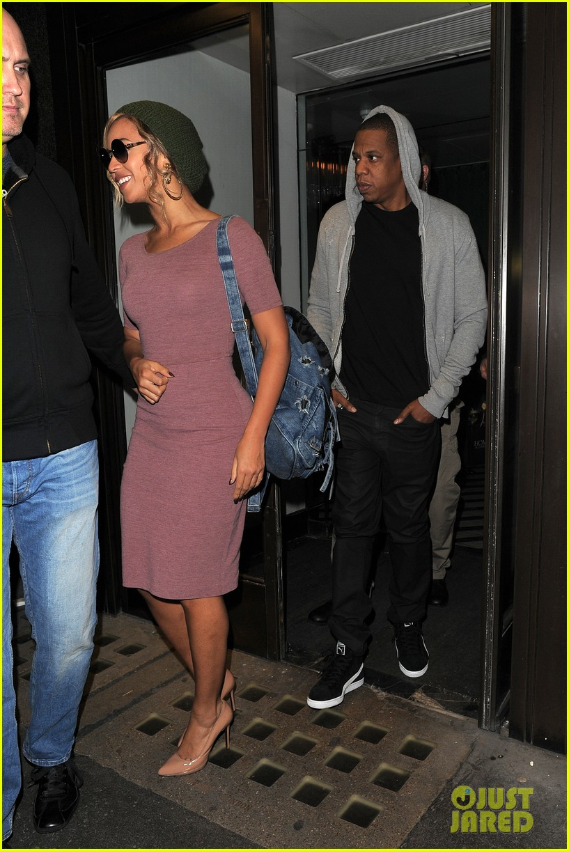 beyonce jay z date night in london before ireland shows 133067993