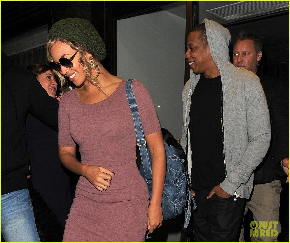 beyonce jay z date night in london before ireland shows 143067994