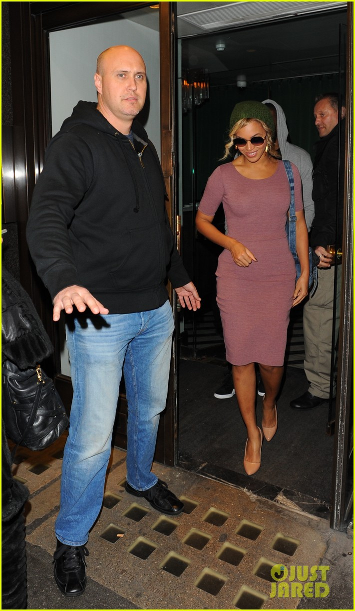 beyonce jay z date night in london before ireland shows 173067997